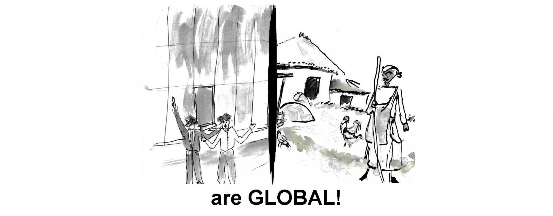 ...are GLOBAL!