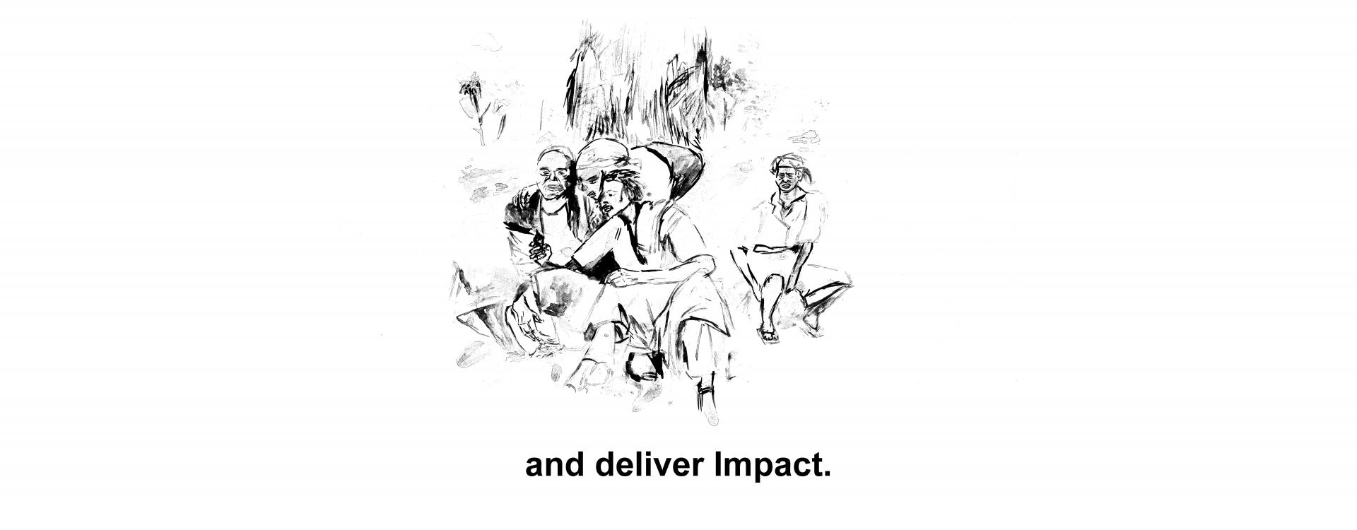 and deliver Impact.